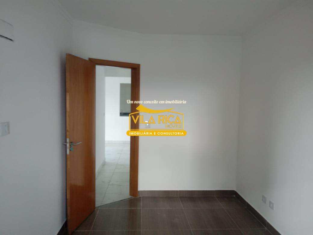Apartamento com 2 dorms, Boqueirão, Praia Grande - R$ 310 mil, Cod: 376180