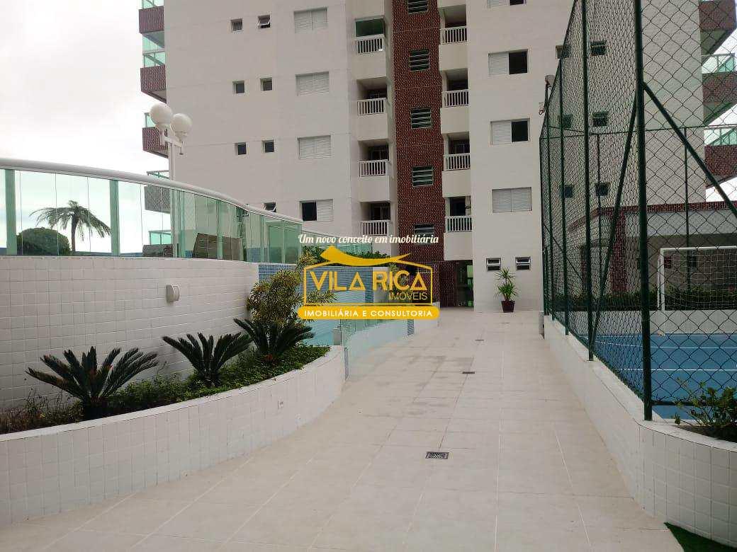 Apartamento com 2 dorms, Jardim Luciana, Mongaguá - R$ 620 mil, Cod: 376331