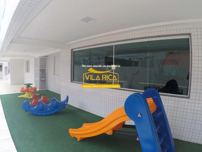 Apartamento com 3 dorms, Tupi, Praia Grande - R$ 810 mil, Cod: 376494