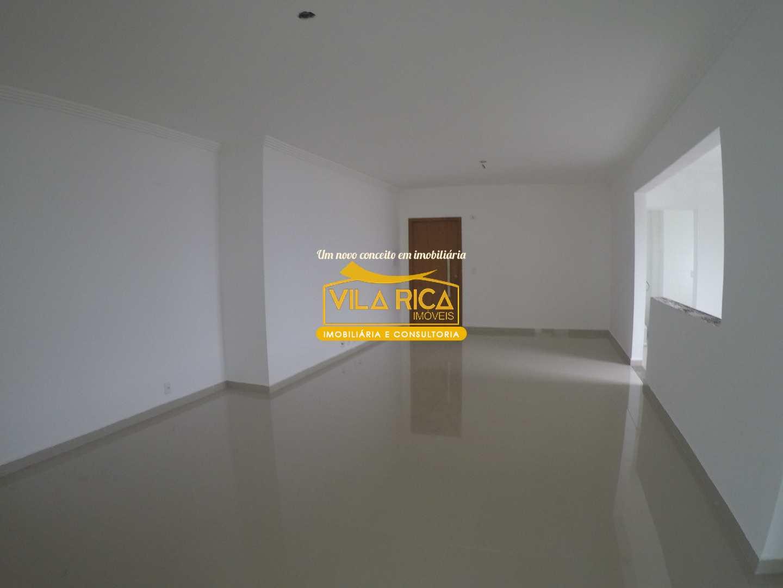 Apartamento com 3 dorms, Tupi, Praia Grande - R$ 870 mil, Cod: 376496