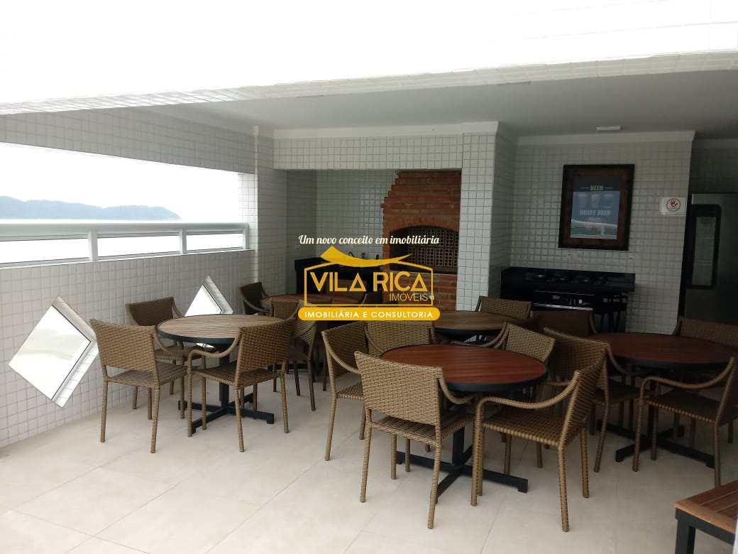 Apartamento com 2 dorms, Aviação, Praia Grande - R$ 815 mil, Cod: 376595