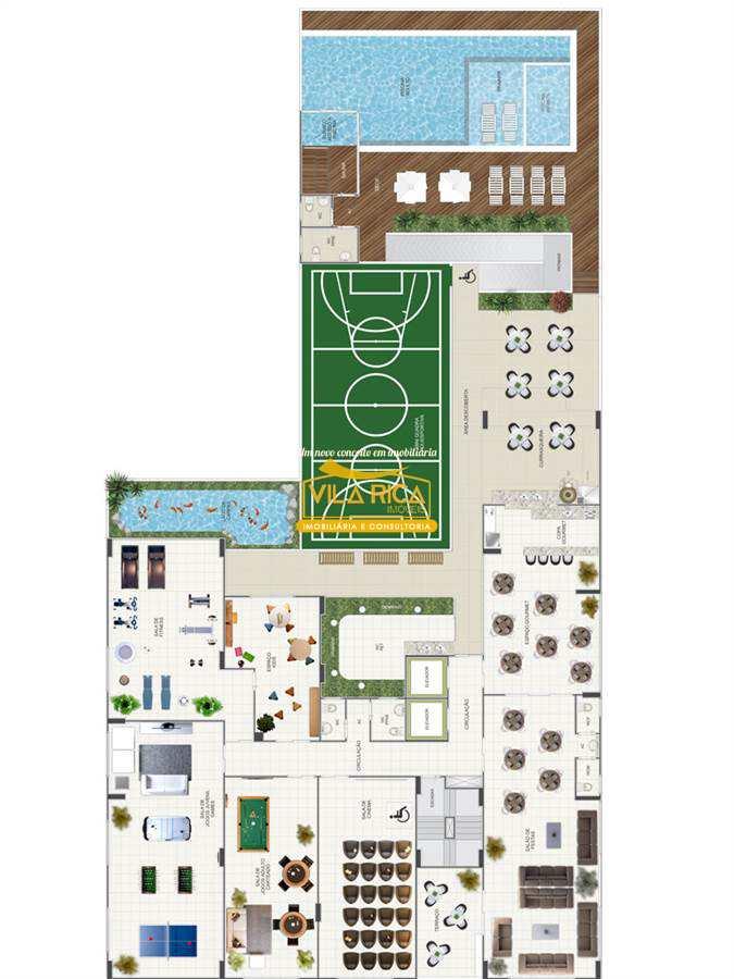 Apartamento com 2 dorms, Ocian, Praia Grande - R$ 311 mil, Cod: 376800