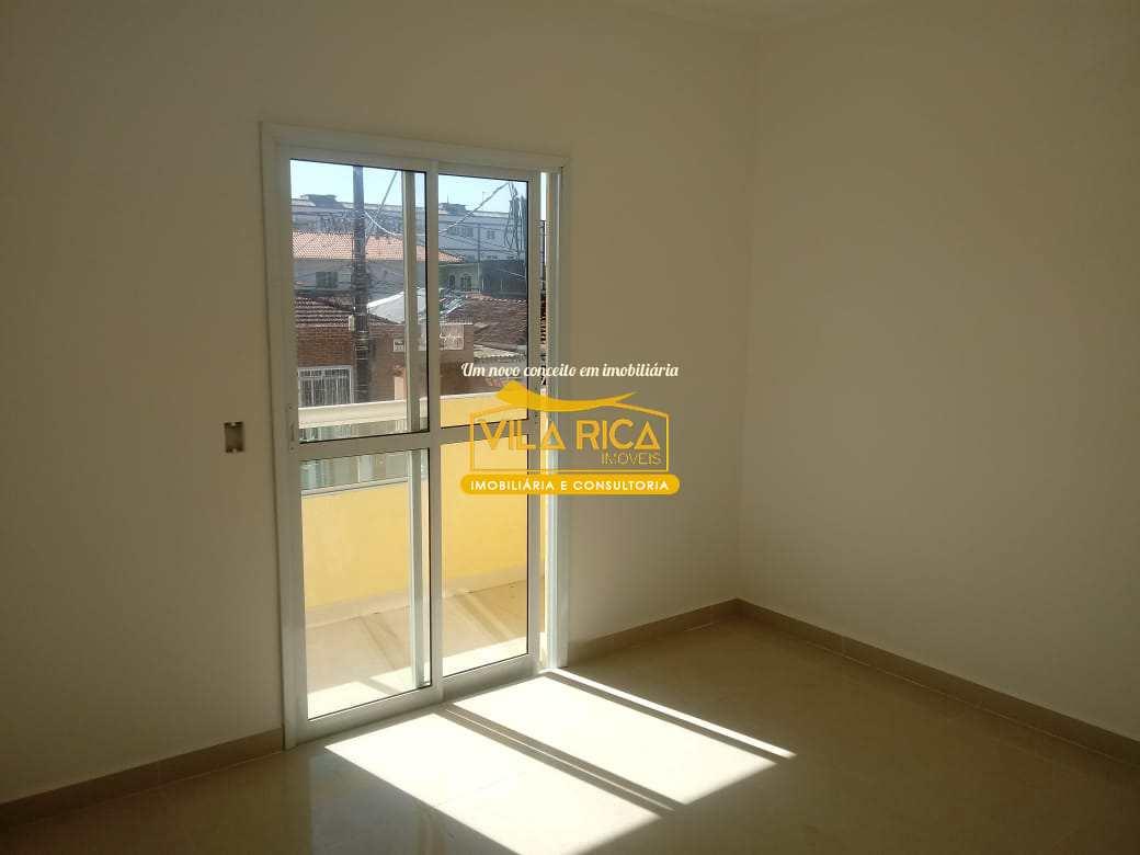 Sobrado com 2 dorms, Maracanã, Praia Grande - R$ 242 mil, Cod: 376819
