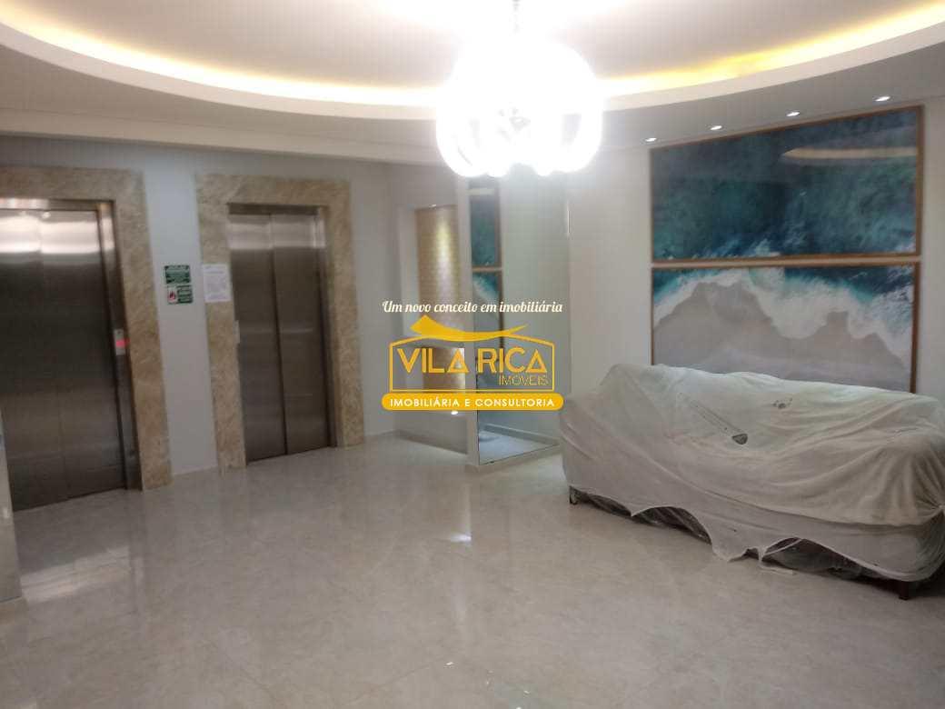 Apartamento com 2 dorms, Boqueirão, Praia Grande - R$ 470 mil, Cod: 376914