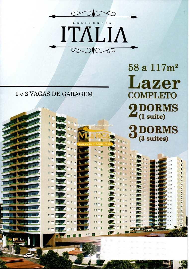 Apartamento com 2 dorms, Canto do Forte, Praia Grande - R$ 400 mil, Cod: 376918