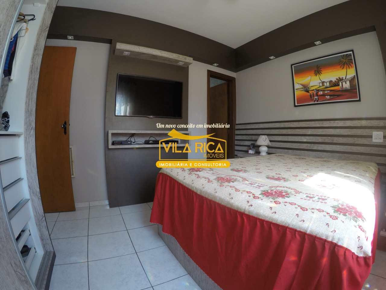 Apartamento com 2 dorms, Guilhermina, Praia Grande - R$ 250 mil, Cod: 377111