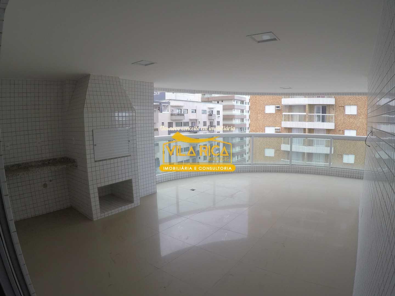Apartamento com 3 dorms, Tupi, Praia Grande - R$ 850 mil, Cod: 377173