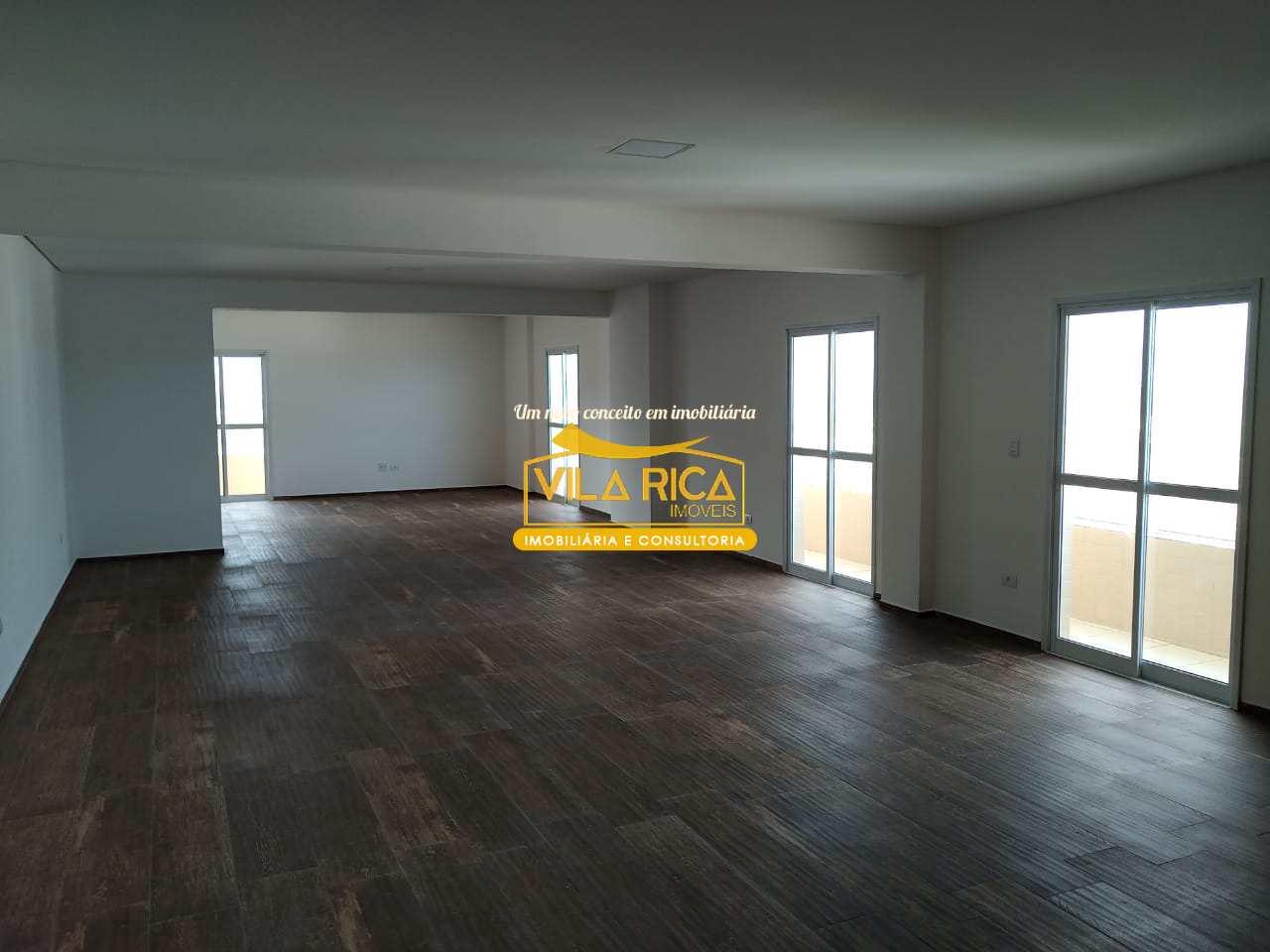 Apartamento com 2 dorms, Caiçara, Praia Grande - R$ 413 mil, Cod: 377242