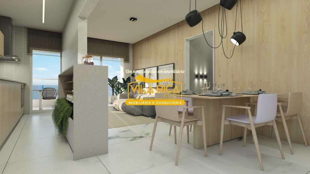 Apartamento com 2 dorms, Real, Praia Grande - R$ 326 mil, Cod: 377428