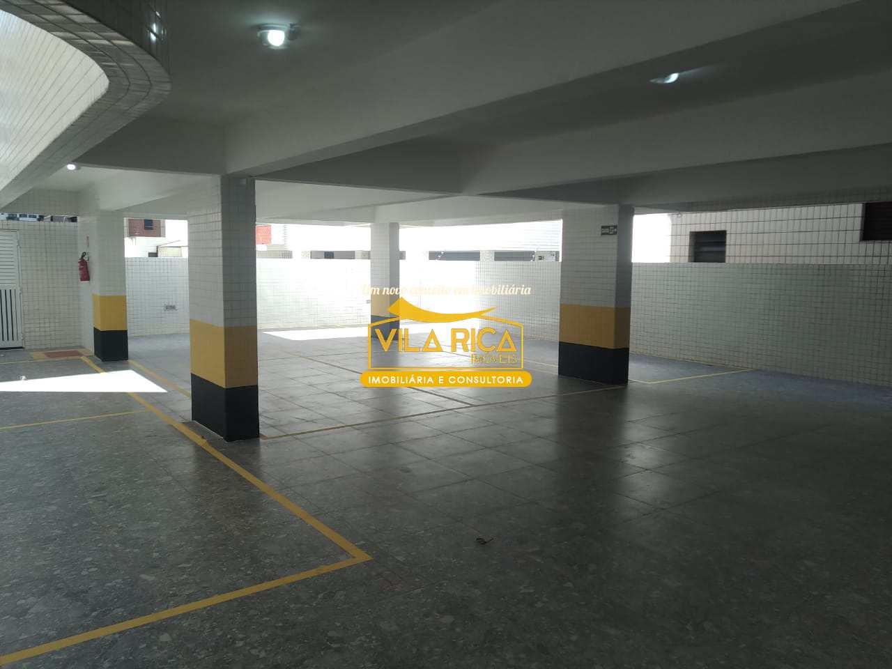 Apartamento com 1 dorm, Guilhermina, Praia Grande - R$ 233 mil, Cod: 377452