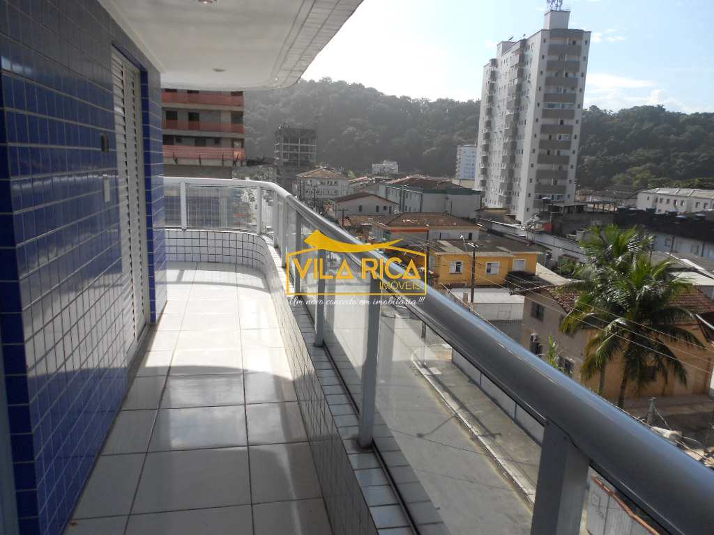 Apartamento com 3 dorms, Canto do Forte, Praia Grande - R$ 560 mil, Cod: 377646