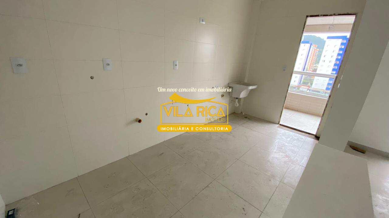 Apartamento com 2 dorms, Canto do Forte, Praia Grande - R$ 360 mil, Cod: 377665