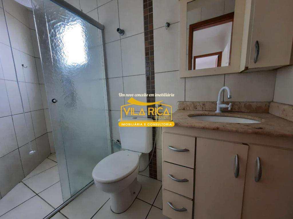 Apartamento com 2 dorms, Guilhermina, Praia Grande - R$ 299 mil, Cod: 377692