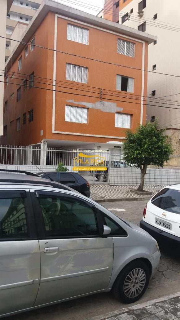 Apartamento com 1 dorm, Guilhermina, Praia Grande - R$ 165 mil, Cod: 377954