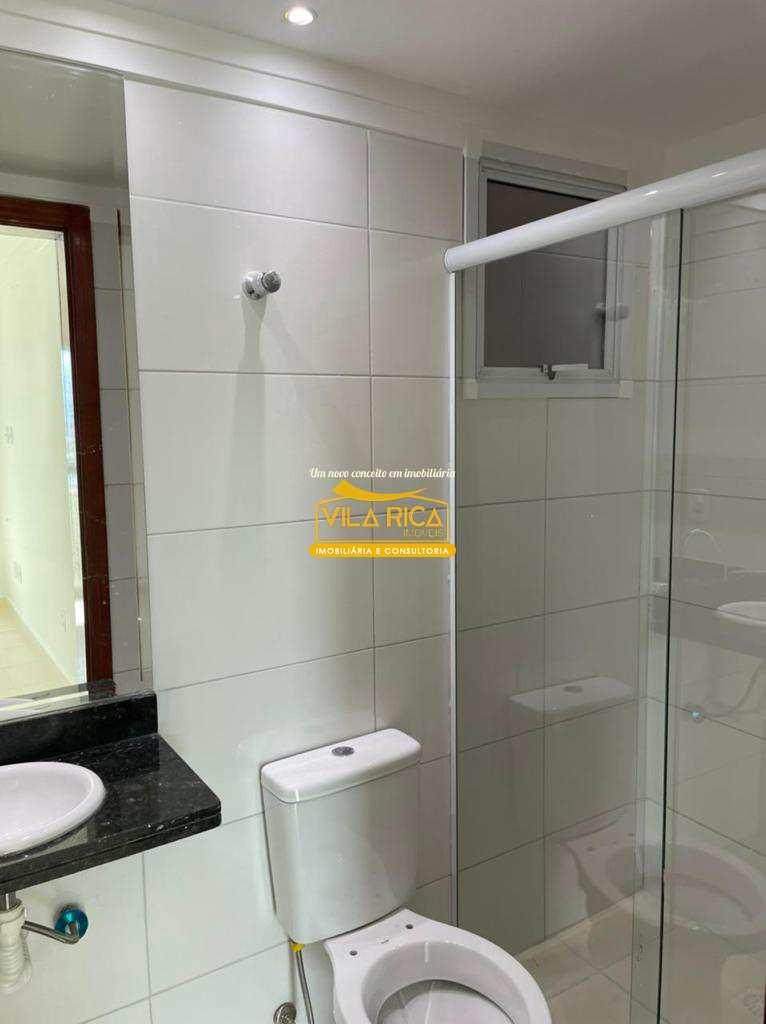 Apartamento com 2 dorms, Caiçara, Praia Grande - R$ 400 mil, Cod: 377958