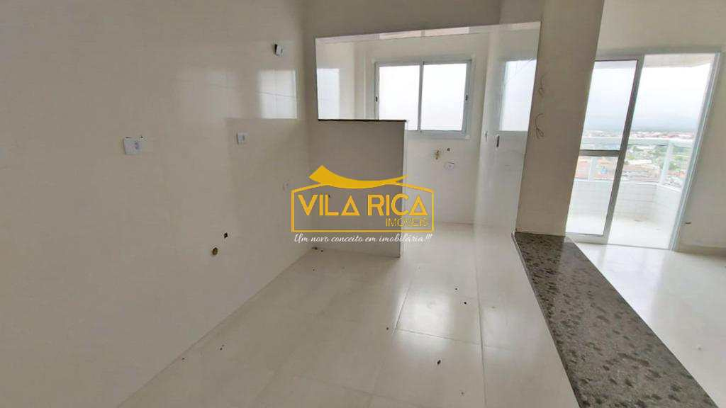 Apartamento com 1 dorm, Aviação, Praia Grande - R$ 235 mil, Cod: 377962
