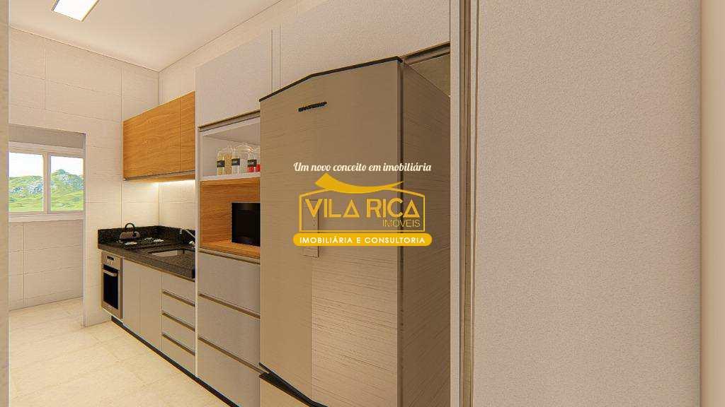 Apartamento com 2 dorms, Guilhermina, Praia Grande - R$ 280 mil, Cod: 377966