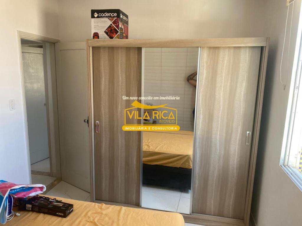 Apartamento com 2 dorms, Aviação, Praia Grande - R$ 190 mil, Cod: 377972