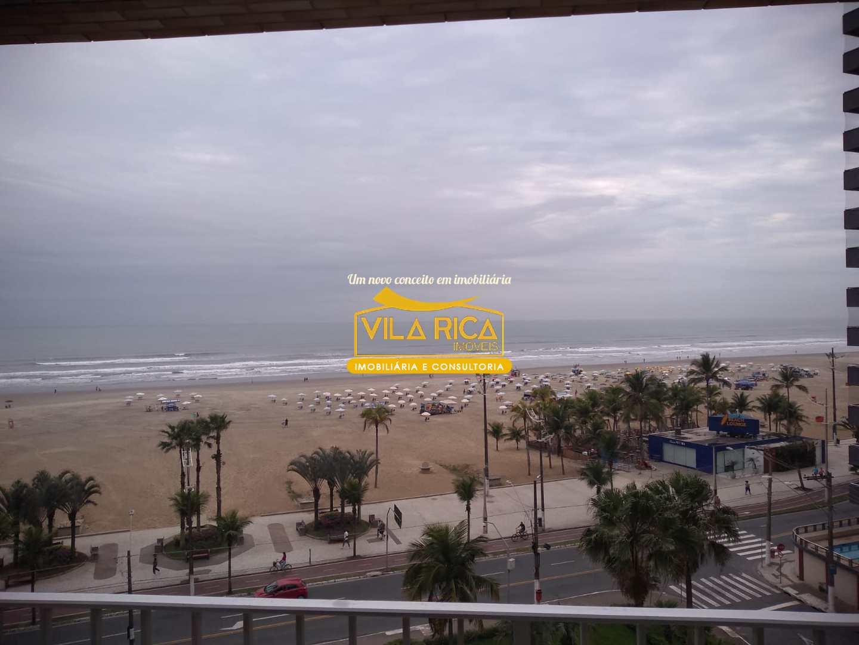 Apartamento com 2 dorms, Guilhermina, Praia Grande - R$ 385 mil, Cod: 377986