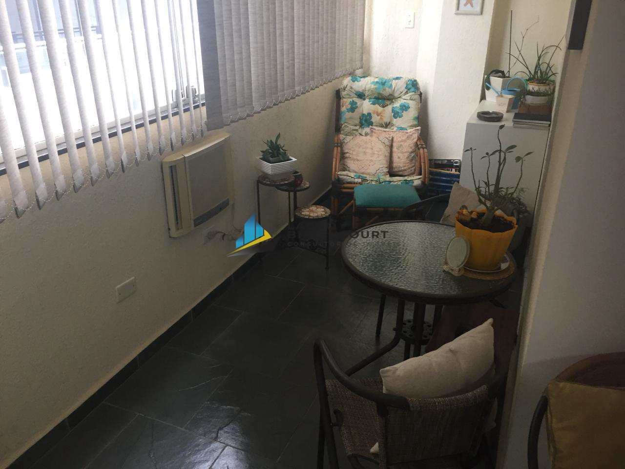Apartamento com 2 dorms, José Menino, Santos - R$ 420 mil, Cod: 8244