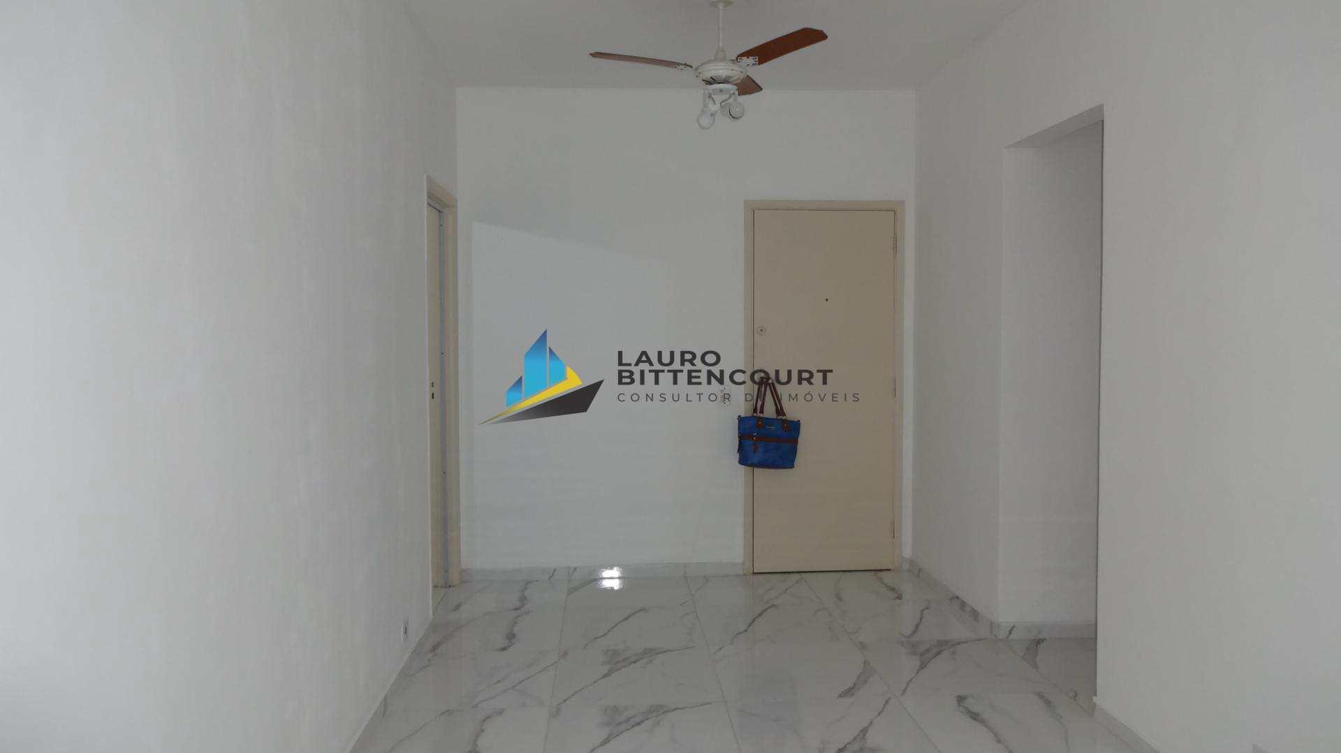 Apartamento com 2 dorms, Vila Belmiro, Santos - R$ 320 mil, Cod: 8296