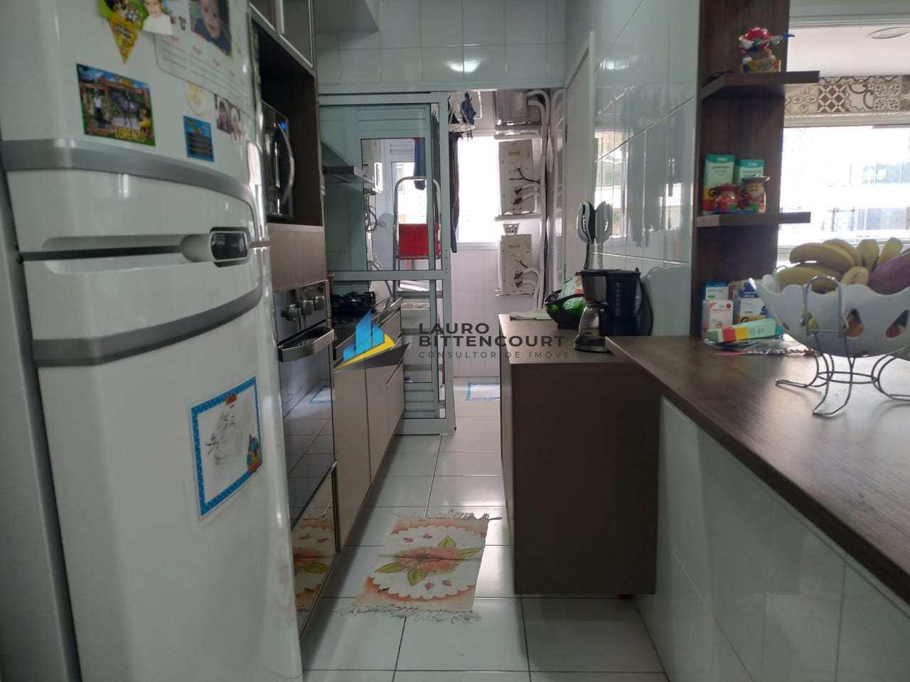 Apartamento com 2 dorms, Ponta da Praia, Santos - R$ 550 mil, Cod: 8375