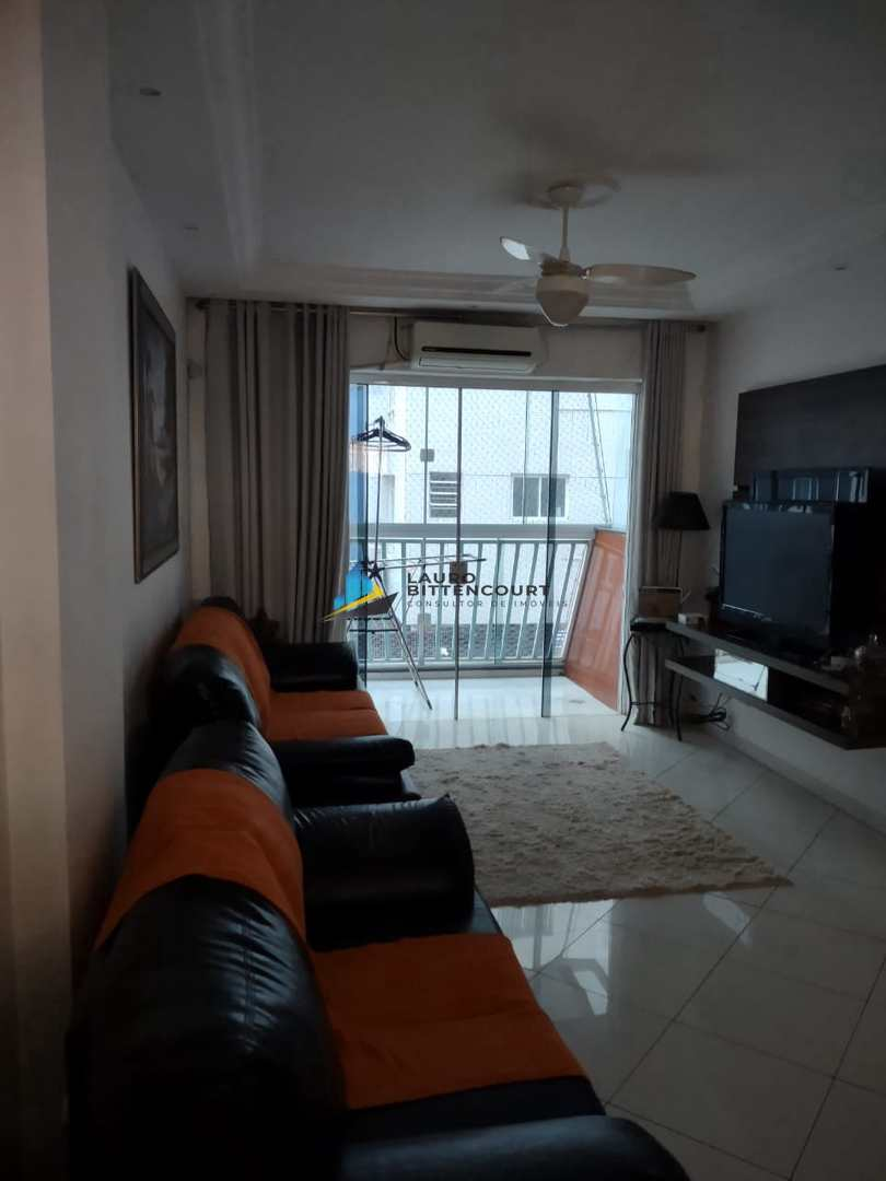 Apartamento com 2 dorms, Gonzaga, Santos, Cod: 8497