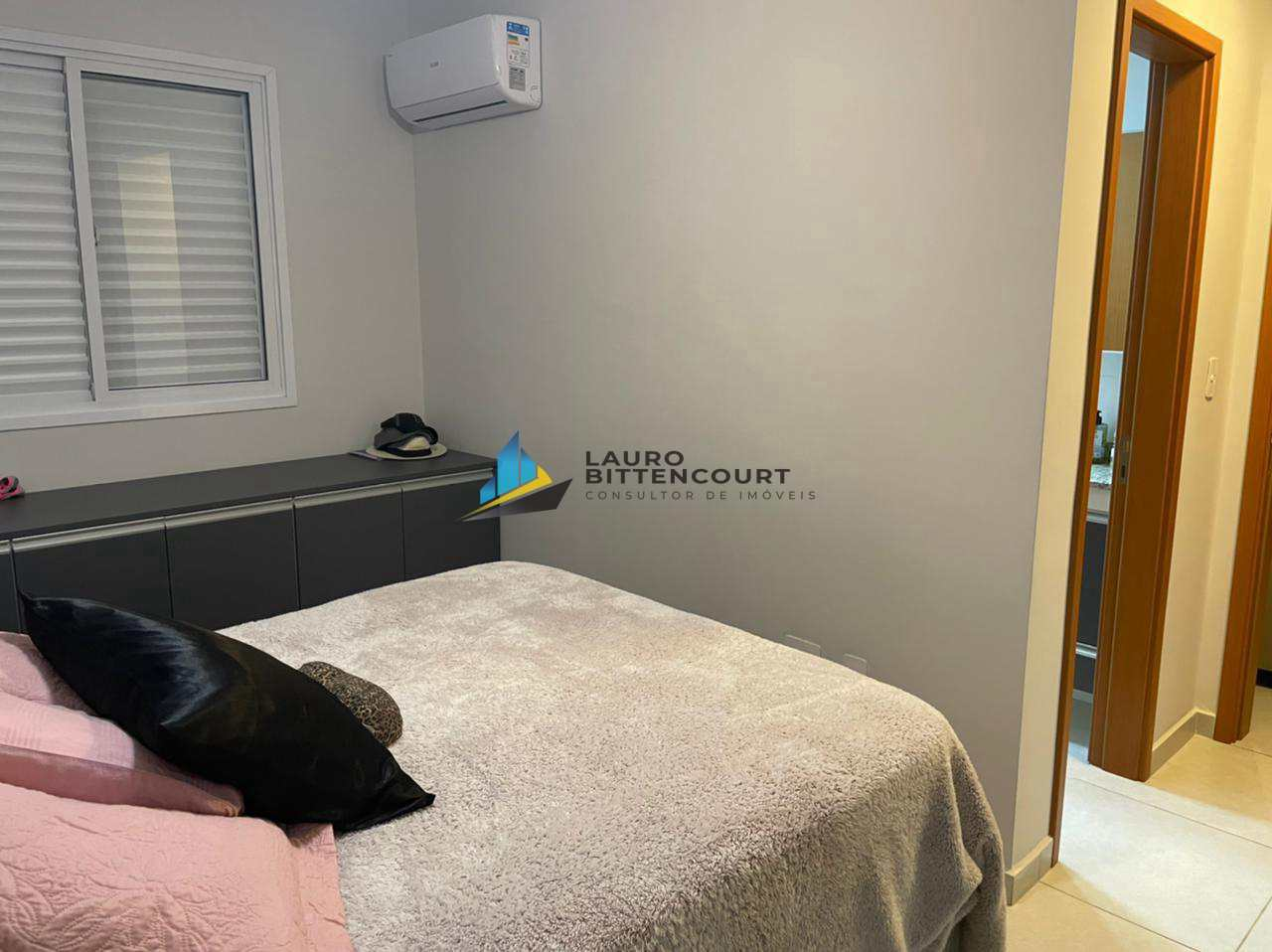 Apartamento com 1 dorm, Boqueirão, Santos, Cod: 8500