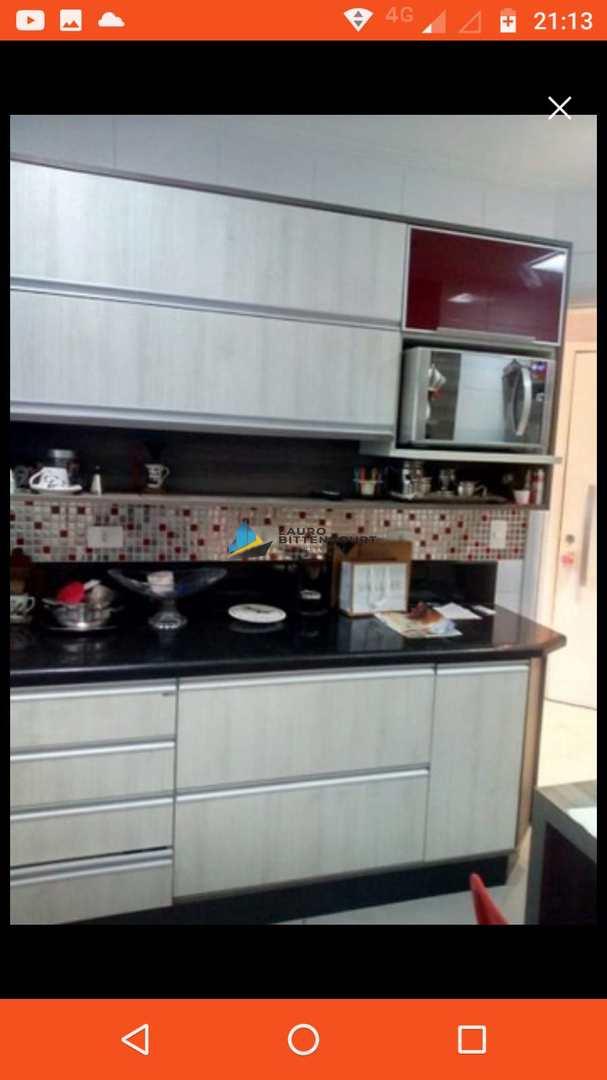 Apartamento com 1 dorm, Boqueirão, Santos - R$ 430 mil, Cod: 8532
