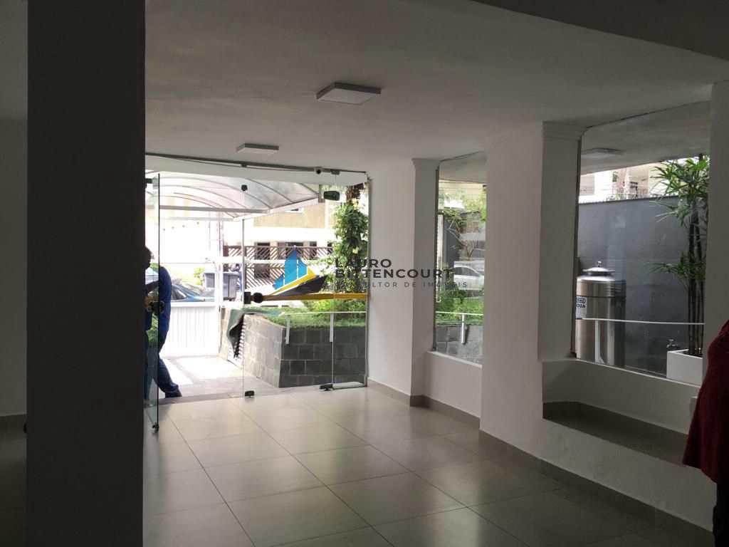 Apartamento com 1 dorm, José Menino, Santos - R$ 260 mil, Cod: 8545