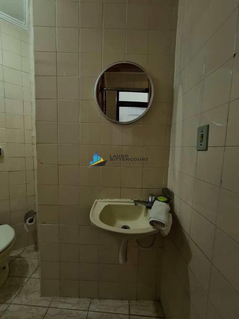 Apartamento com 2 dorms, Embaré, Santos - R$ 415 mil, Cod: 8548