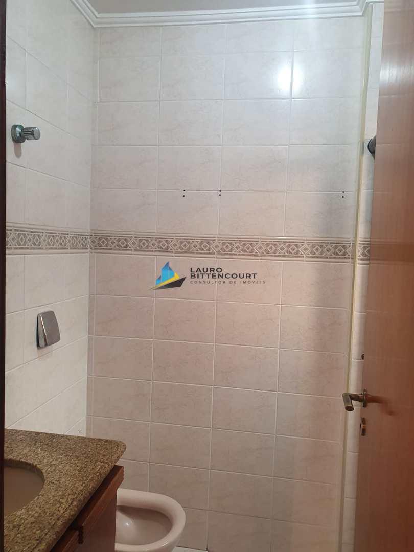Apartamento com 2 dorms, Gonzaga, Santos, Cod: 8549