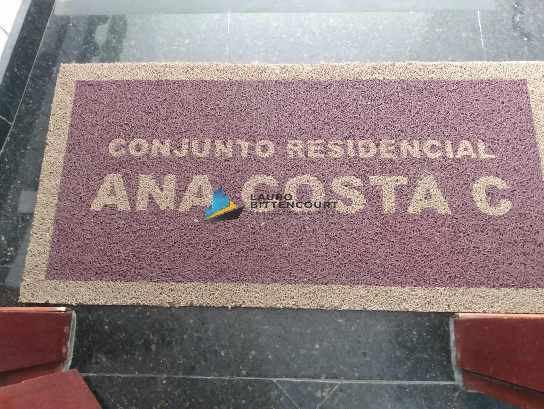 Apartamento com 2 dorms, Encruzilhada, Santos - R$ 310 mil, Cod: 8553