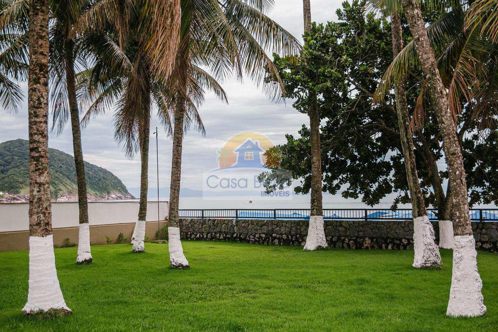 Sobrado frente para o mar, pé na areia, Praia do Pernambuco