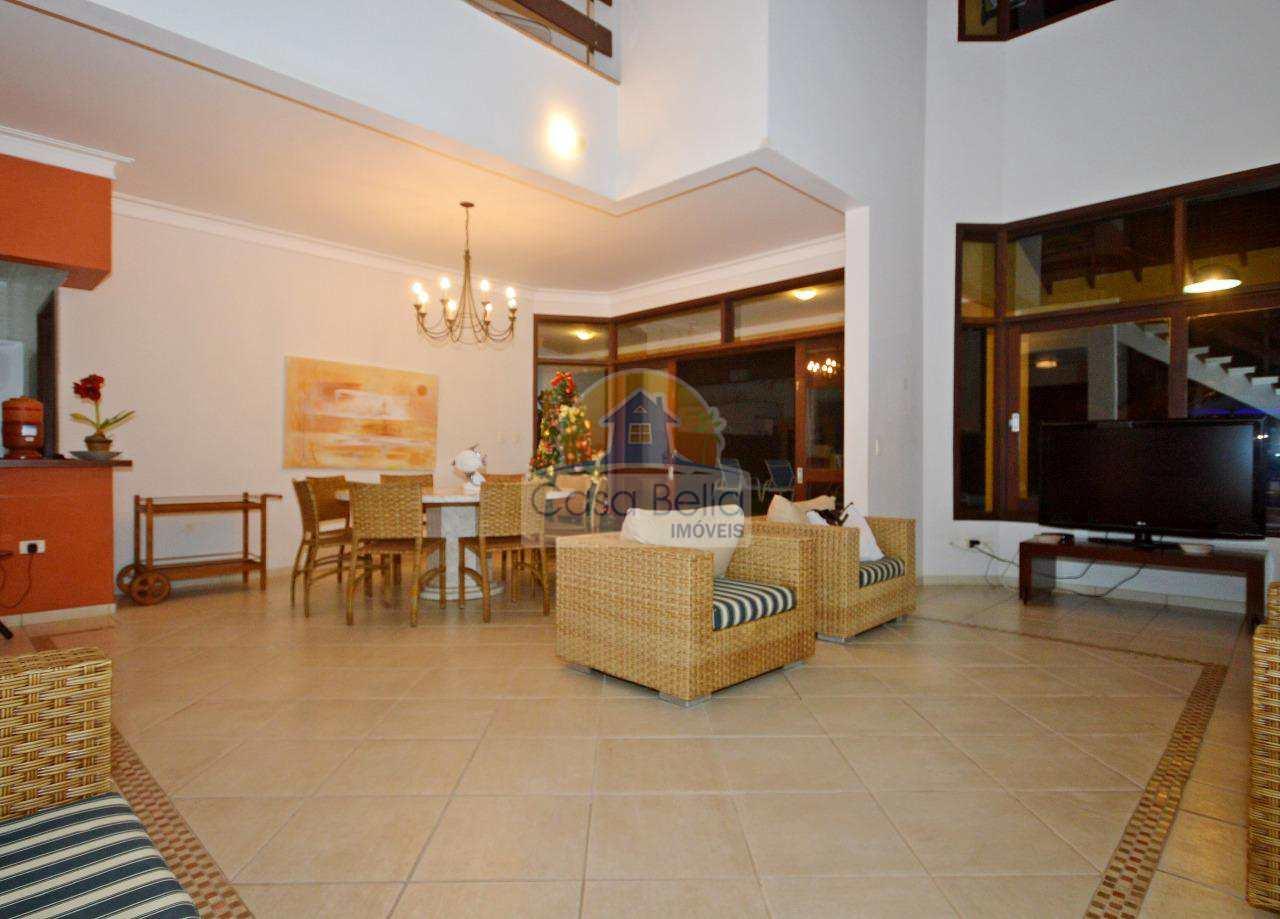 Sobrado de Condomínio com 4 dorms, Acapulco, Guarujá - R$ 1.9 mi, Cod: 155