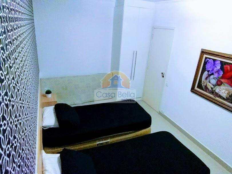 Flat com 1 dorm, Centro, Guarujá - R$ 310.000,00, 64,18m² - Codigo: 2870