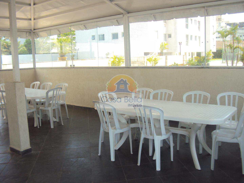 Apartamento com 1 dorm, Praia da Enseada, Guarujá - R$ 210.000