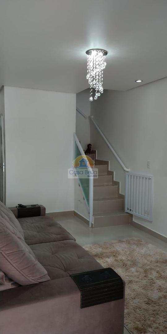 Sobrado de Condomínio com 2 dorms, Balneario Praia do Perequê, Guarujá - R$ 265 mil, Cod: 2887
