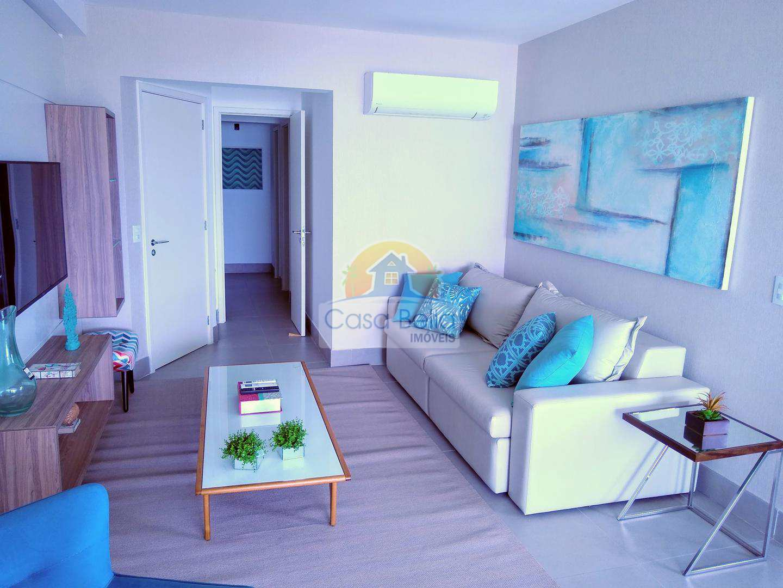 Apartamento com 3 dorms, Praia da Enseada, Guarujá