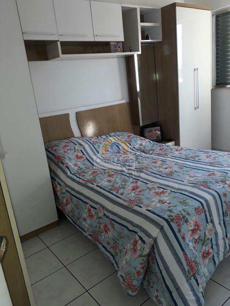 Apartamento com 2 dorms, Parque São Vicente, São Vicente - R$ 210 mil, Cod: 2903