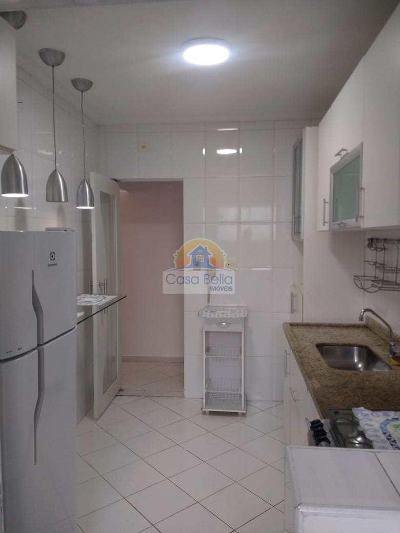 Apartamento com 3 dorms, Asturias, Guarujá, Cod: 2995