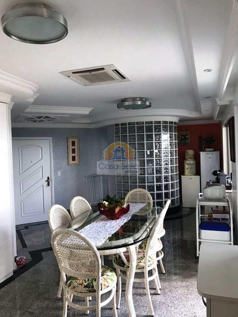 Cobertura com 4 dorms, Praia da Enseada, Guarujá - R$ 1.7 mi, Cod: 3042