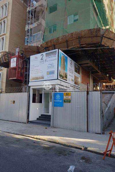 Apartamento com 2 dorms, Boqueirão, Santos - R$ 580 mil, Cod: 2786