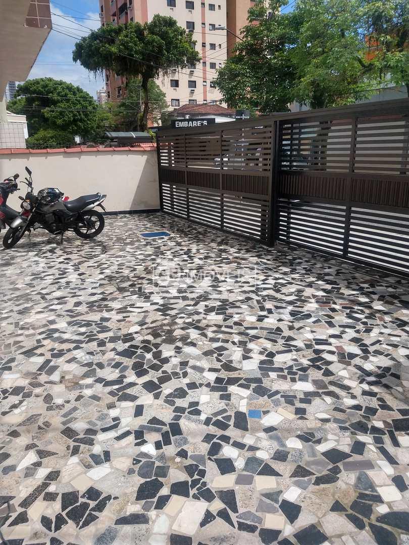 Sobrado em Santos bairro Embaré