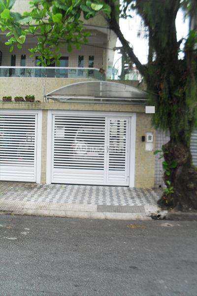 Casa em Santos bairro Macuco