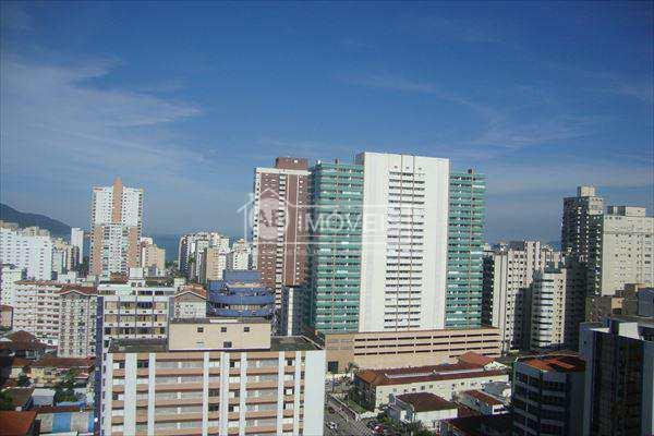 Sala em Santos bairro Boqueirão