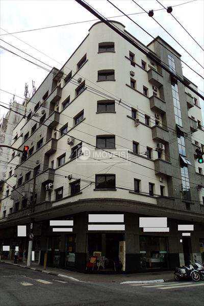 Sala em Santos bairro Centro