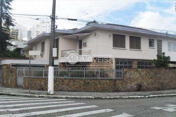 Sobrado de Condomínio com 3 dorms, Ponta da Praia, Santos, Cod: 2589