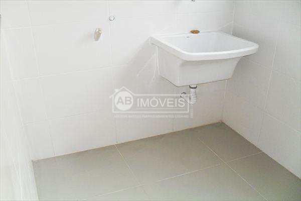 Apartamento com 2 dorms, Vila Mathias, Santos - R$ 460 mil, Cod: 2359