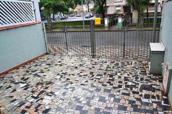Sobrado em Santos bairro Marapé